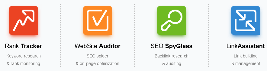 SEOPowerSuite by LinkAssistant